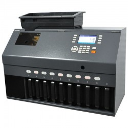 Sorter liczarka wartościowa bilonu Selectic CS-900 (9-cio nominałowy)
