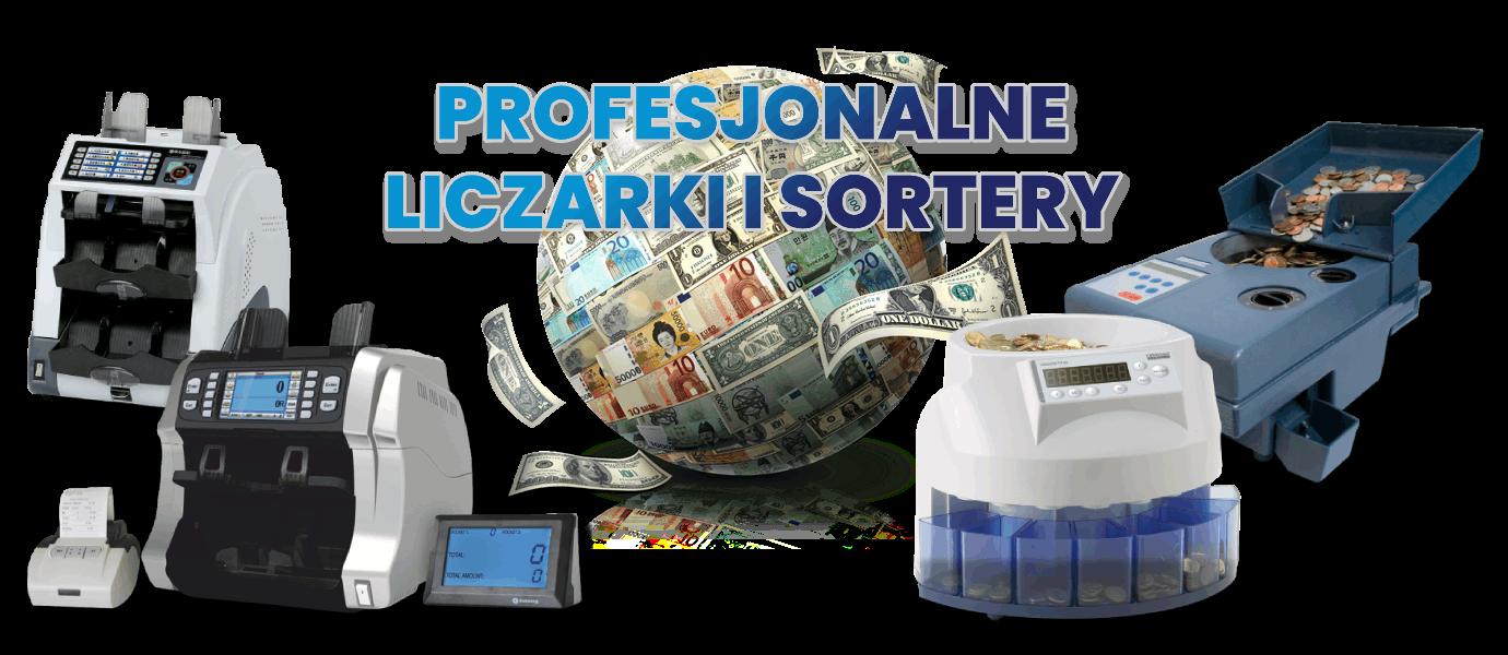 Liczarki banknotów i bilonu